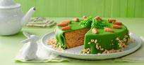 Möhrenkuchen – ein saftig süßer Leckerbissen