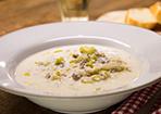 Käse-Suppe
