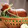 Osterlämmer als Oster-Geschenk