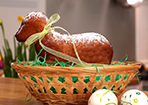 Osterlämmer als Geschenk zu Ostern