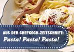Spaghetti, Penne & Co.: Nudeln für jeden Tag