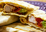 Burritos selber machen