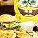 Spongebob Krabben-Burger
