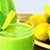 Grüner Frühstücks-Smoothie