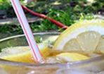 Alkoholfreier Sommer-Cocktail