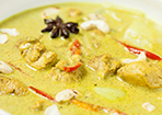 Malaysisches Curry