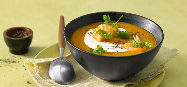 Kürbissuppe: feine Rezepte mit Ingwer, Kokos und Co
