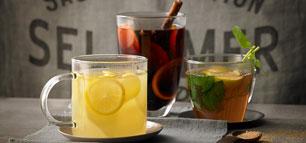 Punsch & Co.: heiße Getränke für kalte Tage