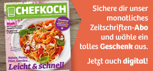 CHEFKOCH-Zeitschrift