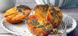 Rosmarinkartoffeln und Co: Kartoffelsnacks aus dem Ofen