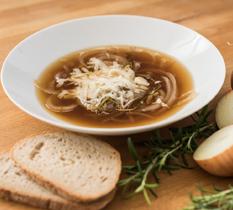 Zwiebel-Zauber deftig: Kuchen, Suppe, Spätzle