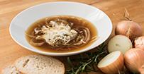 Zwiebel-Zauber deftig:Kuchen, Suppe, Spätzle