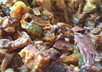 Spareribs-Salat