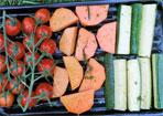 Gemüse vom Grill: schnell gemacht