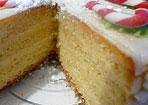 Aprikosen-Torte