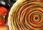 Gemüse-Tarte