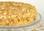 Mandel-Torte
