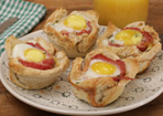 Toast-Muffins