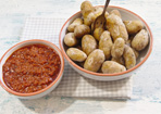 Runzelkartoffeln