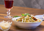 Italienische Küche