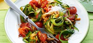 Gemüsepasta: Zoodles