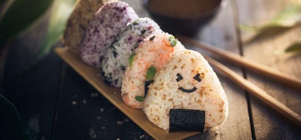onigiri lustiges fast food auf japanisch. Black Bedroom Furniture Sets. Home Design Ideas