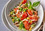 Wunderbar leichte Fischküche