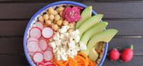 Buddha Bowl – voll mit farbenfrohen Köstlichkeiten