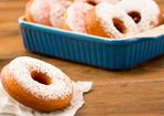 Frische Donuts