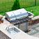 Sommerlich: Kochen in der Outdoor-Küche