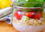 Müsli-Salat