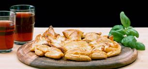 Pizzasonne – super schön und einfach gemacht