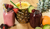 Sommer-Drinks: Smoothies und Shakes