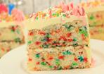 Konfetti-Torte