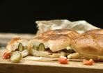 Brot-Auflauf