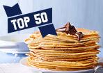 Die 50 beliebtesten Rezepte im August