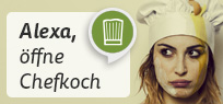 Amazon Echo & Chefkoch