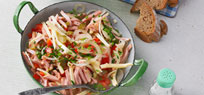 Wurstsalat: deftige Brotzeit