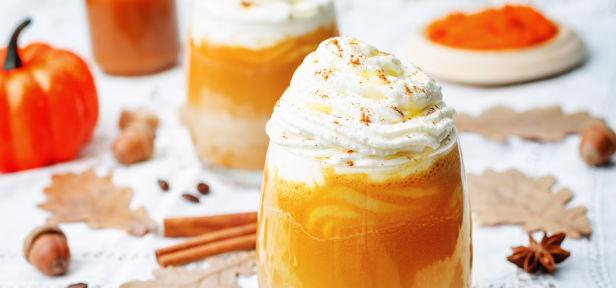 Pumpkin Spice Latte: Das Trend-Getränk im Herbst
