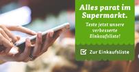 Einkaufen mit Chefkoch.de