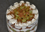 Grape-Trifle
