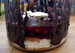 Mandel-Kirsch-Torte