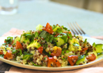 Quinoa-Powersalat