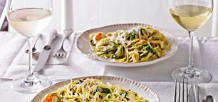 Vegetarier zu Besuch – Was kochen?