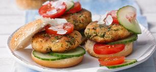 Leckerste Burger – ganz ohne Fleisch!