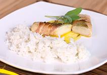Saltimbocca mit Fisch – Lecker-leichter Klassiker