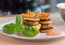 Mini-Pancakes – so variantenreich, so köstlich!