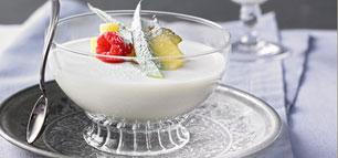 Panna cotta – So gelingt das leckere Dessert
