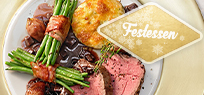 Fondue, Gänsebraten & Co: Festtagsessen