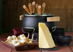 Käsefondue-Sets für gesellige Abende